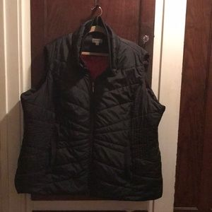 Stylish Puffer Vest by the Avenue